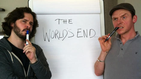 Is Edgar Wright's The World's End A Zombie Musical?