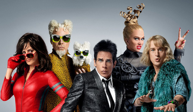 Zoolander 2 Clips And TV Spots Tease The European Escapades Of Derek And Hansel
