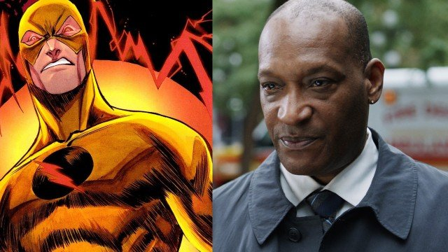 the flash season 2 casts tony todd as the voice of zoom