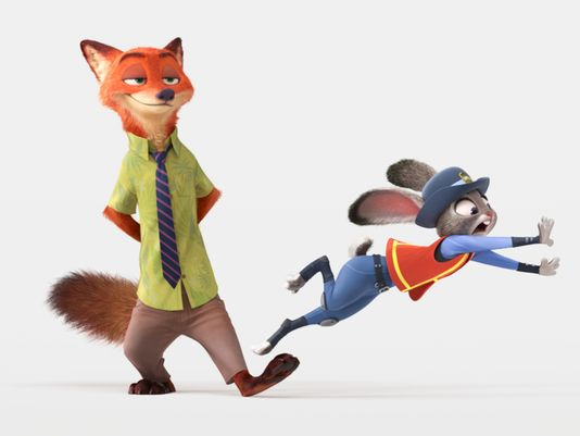 New Zootopia Poster Welcomes You To The Urban Jungle