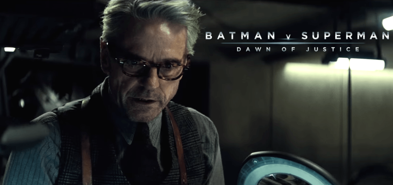 Details On Alfred's Updated Role In Batman V Superman: Dawn Of Justice