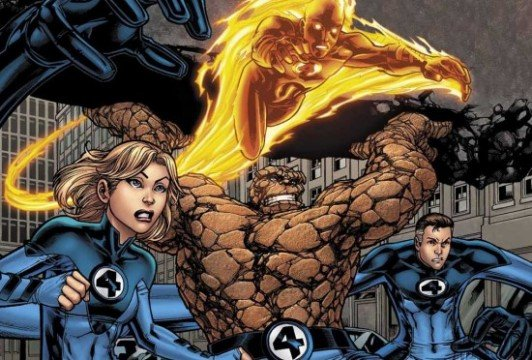 More Actors Tested For Fantastic Four This Week