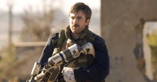 District 9's Sharlto Copley Offered Villain Role In Oldboy